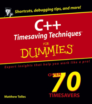 C++ Timesaving Techniques For Dummies – FreePdf-Books.com